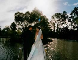 Karrawingi Park Wedding Ceremony