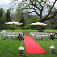 Royal Botanic Gardens - Tennyson Lawn