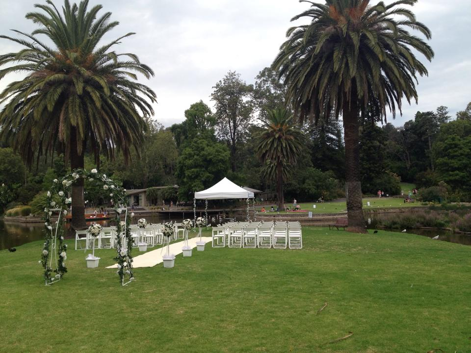 Royal Botanic Gardens Picnic Point Garden Locations