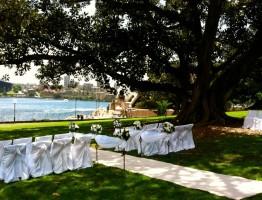 Royal Botanic Gardens – Tarpeian Lawn