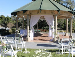 Bungaribee Pavilion