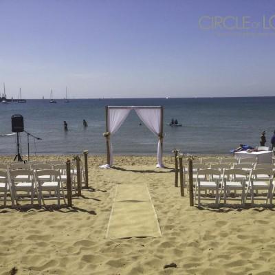Shire Hall Beach