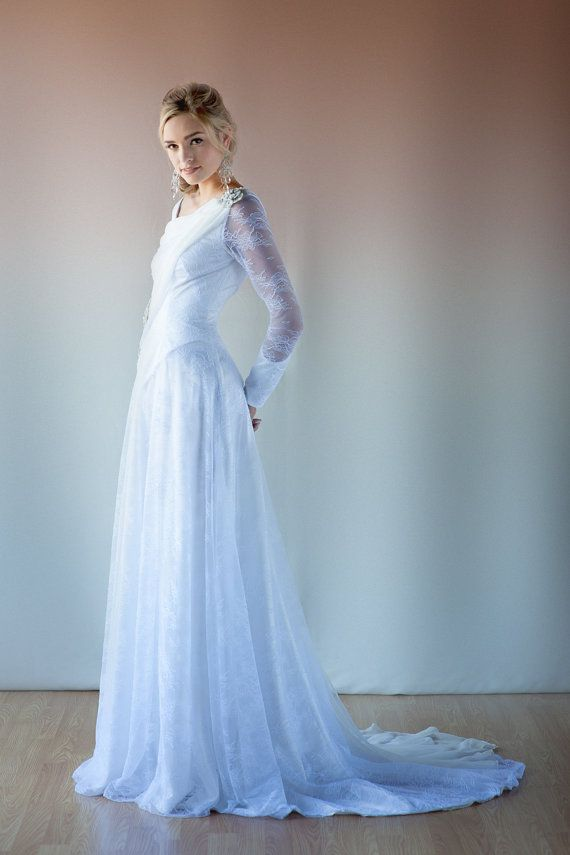 15 Frozen Inspired Wedding Gowns Easy Weddings
