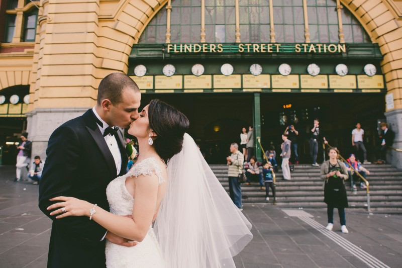 Real Weddings Melbourne: Sweet Homecoming For Pauline & Ben's Melbourne Wedding