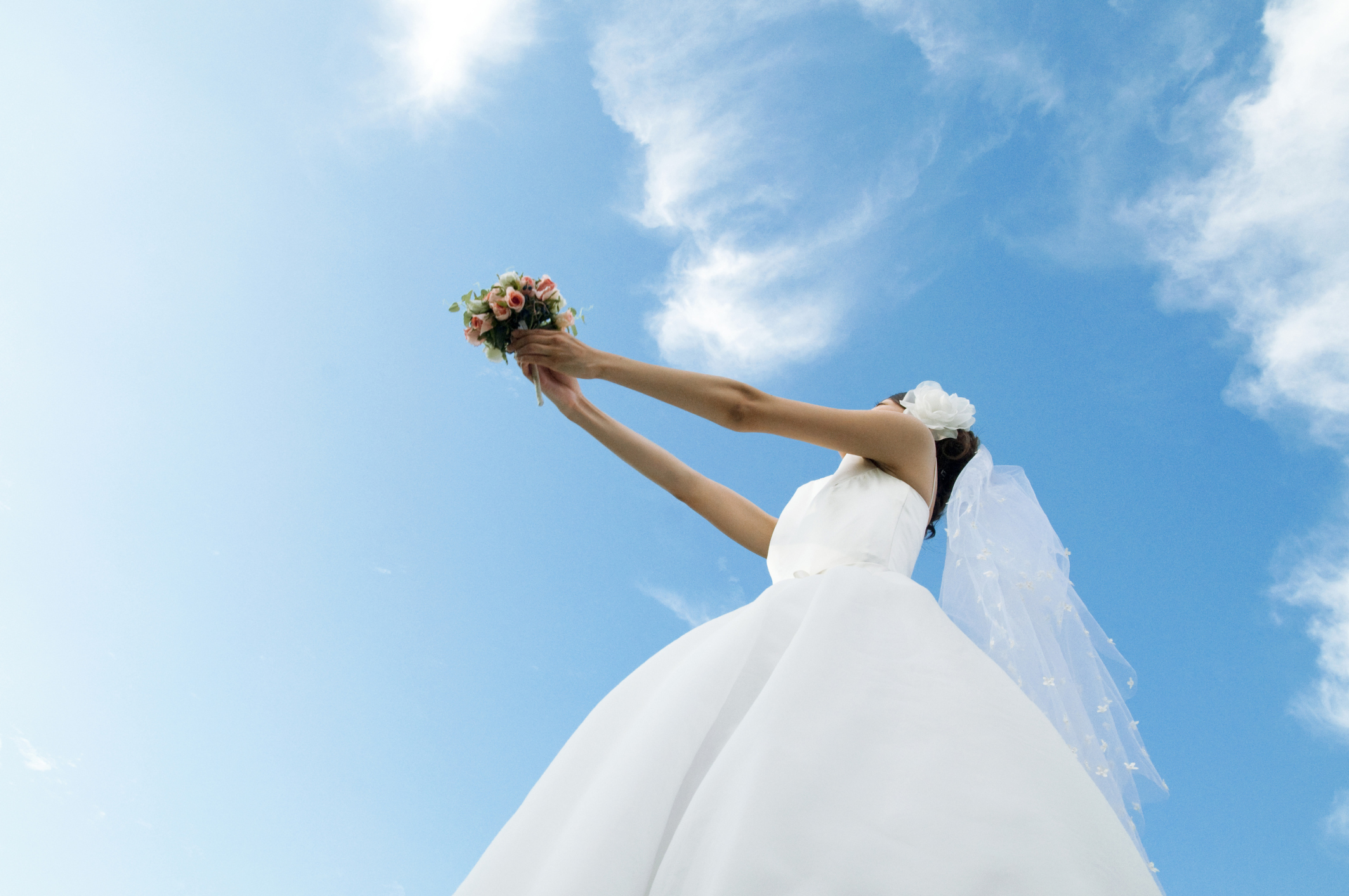 Wedding Bouquet Throwing Tips Articles Easy Weddings