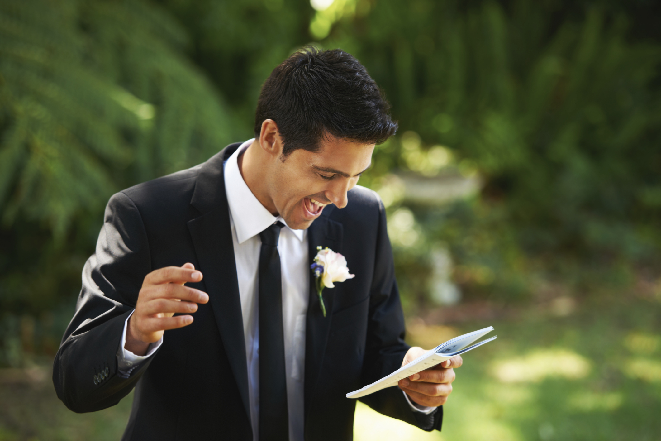 Groom Speech Template Example – Fill in the blanks