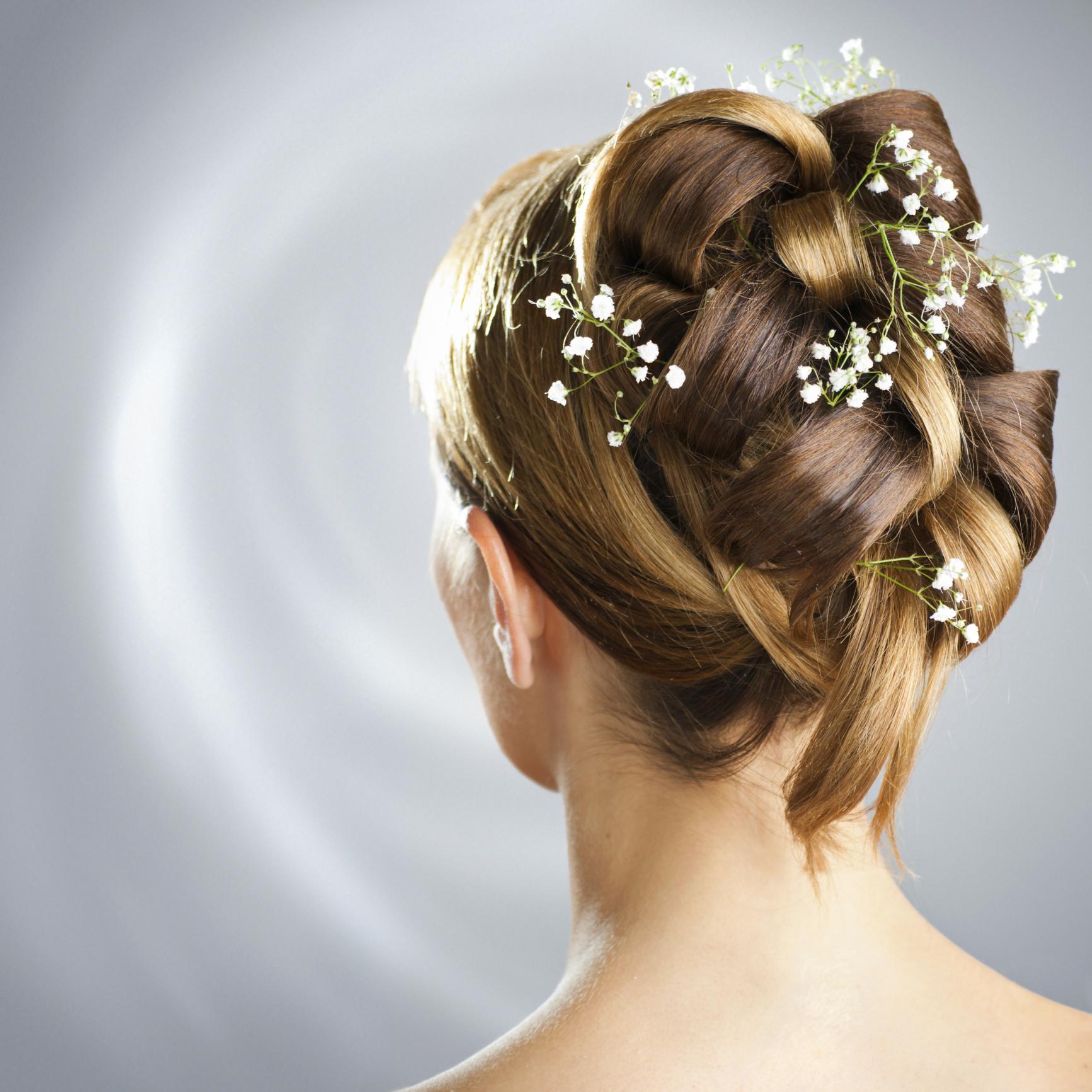 Modern Wedding Hairstyles: Modern Bridal Hair Styles