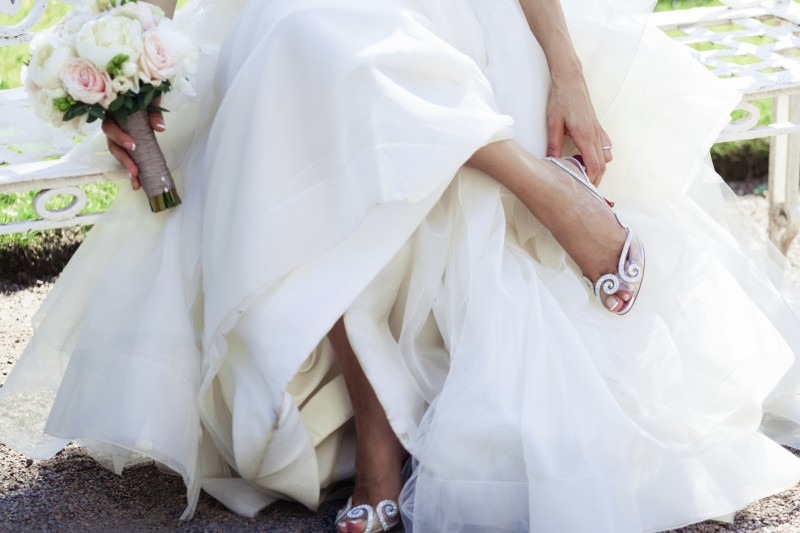 Finding The Perfect Shoes To Match Your Wedding Dress