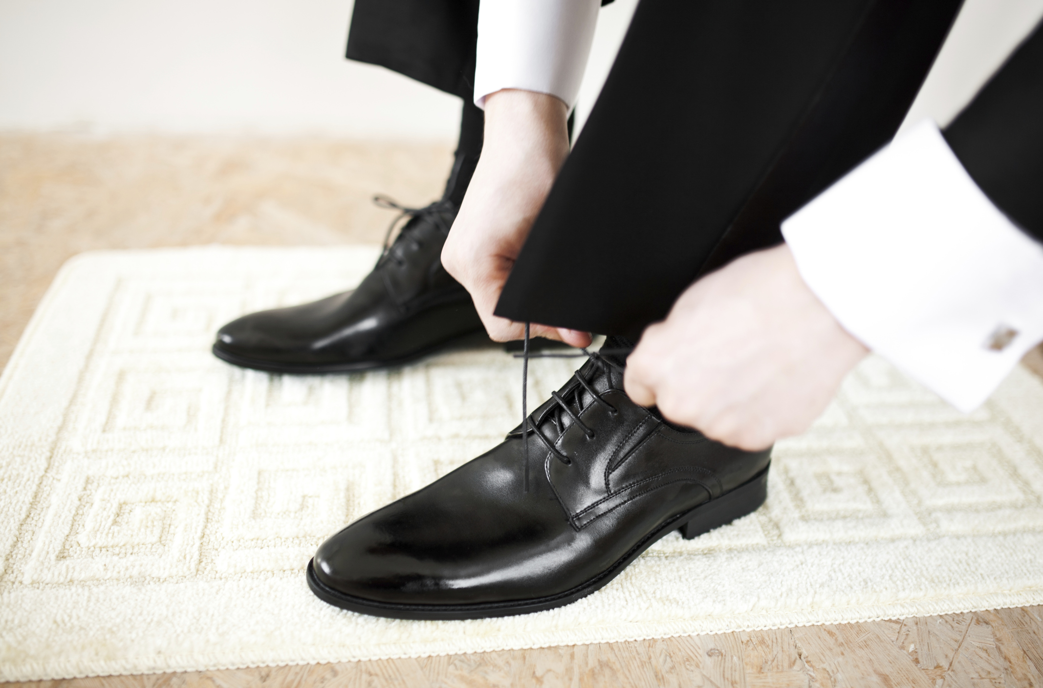 Mens wedding shoes - Articles - Easy Weddings