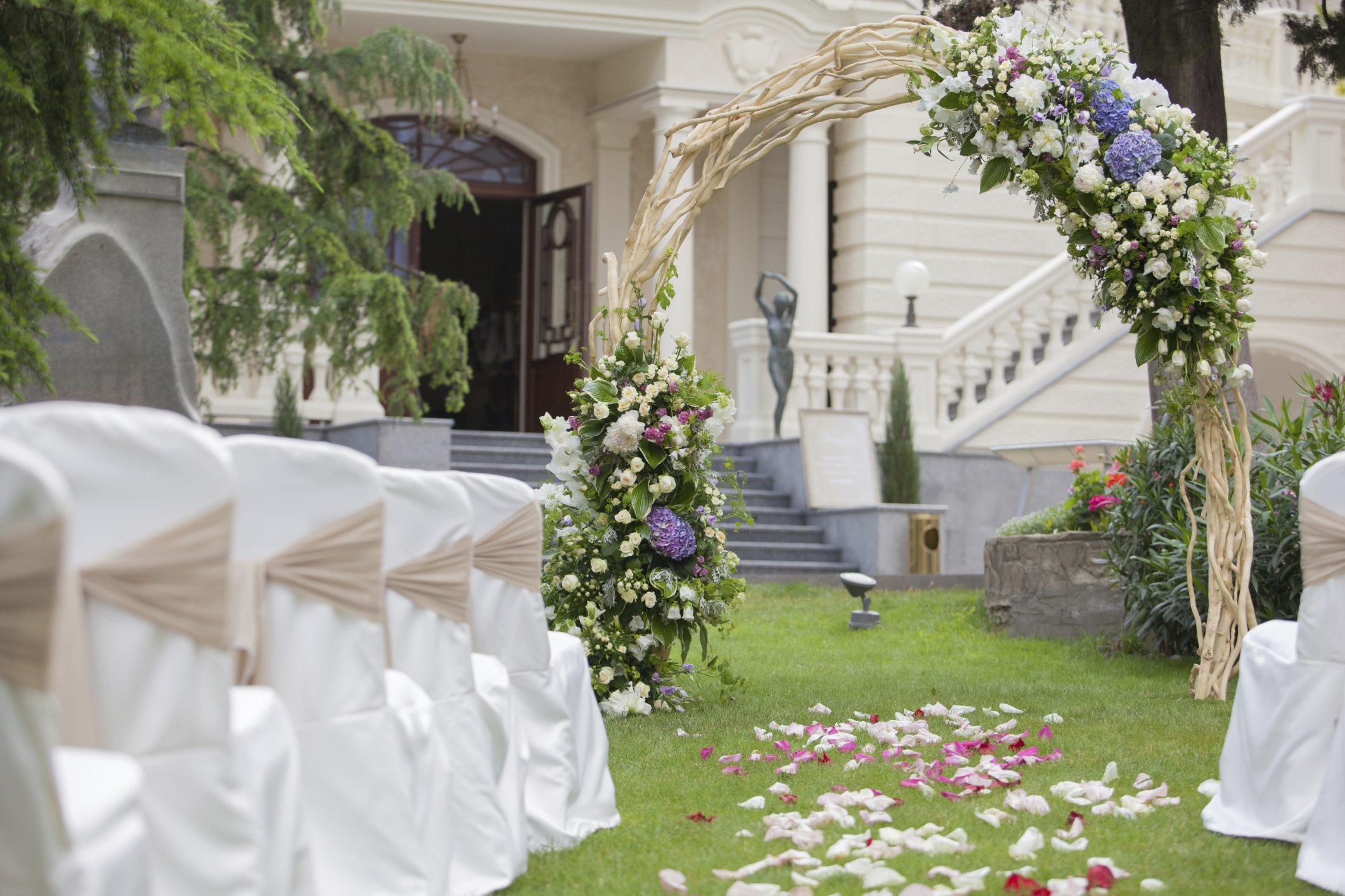 Beautiful Weddings: Garden Wedding: Tips For A Beautiful Wedding