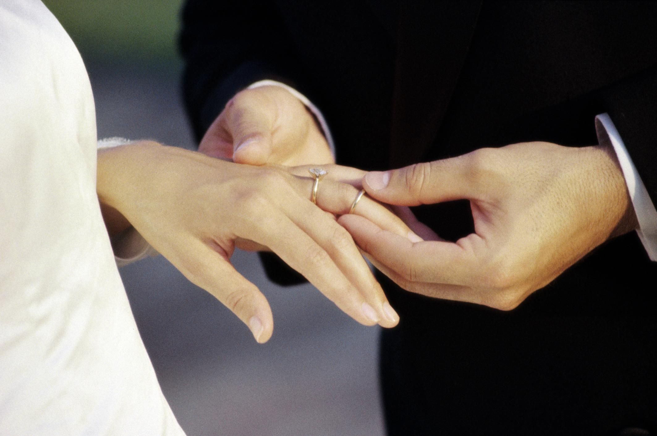 Wearing Two Rings