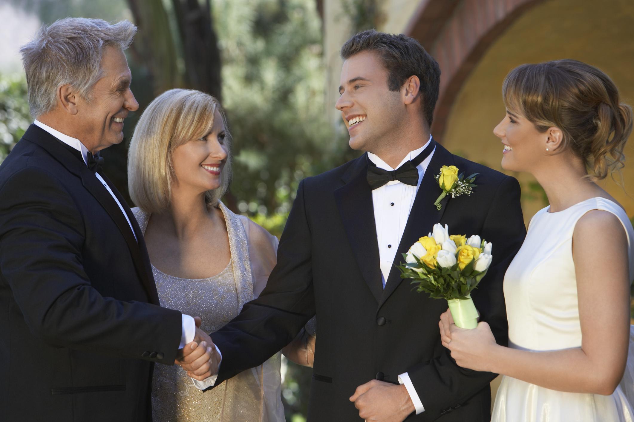 Wedding Etiquette For Groom S Parents: Wedding Tuxedo