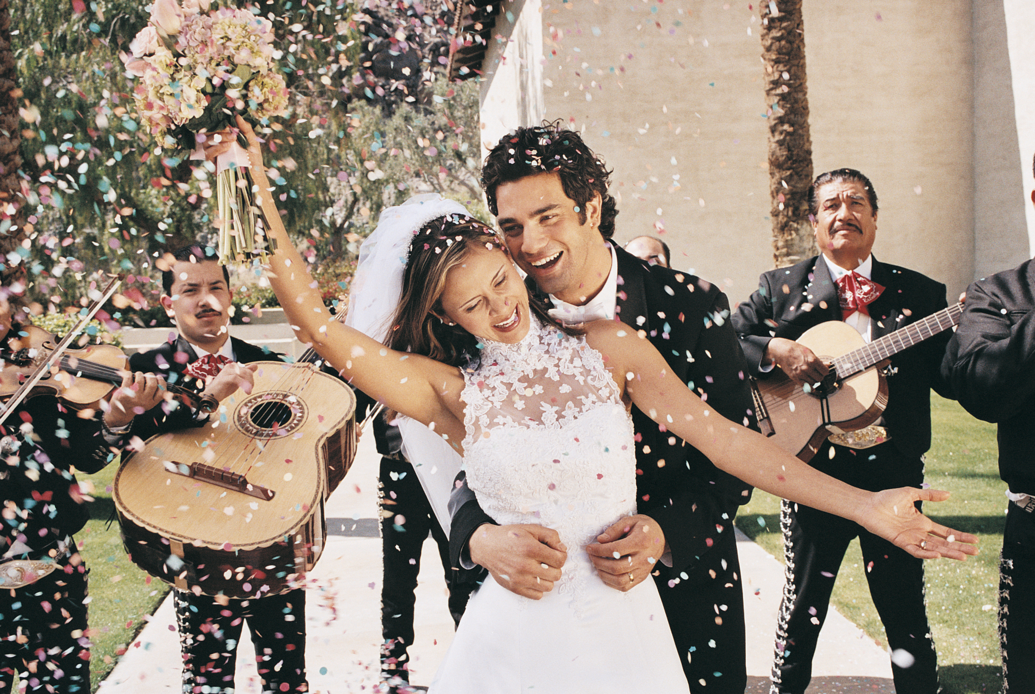 Typical Wedding Ceremony Songs: Traditional Wedding Music